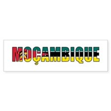 Mozambique Bumper Sticker (10 pk)