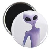 "alien design 2.25"" Magnet (100 pack)"