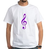 Purple Clef Shirt