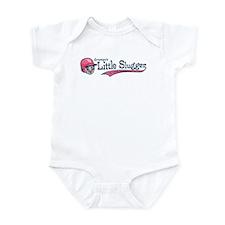 Grampy's Slugger Pink Infant Bodysuit