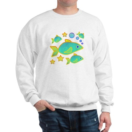 Happy Fish Sweatshirt