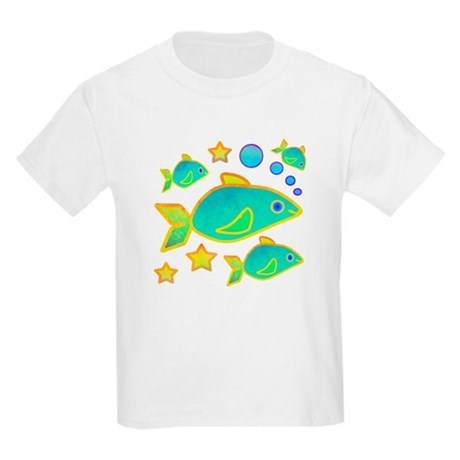 Happy Fish Kids Light T-Shirt