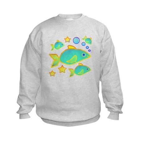 Happy Fish Kids Sweatshirt
