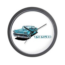 Cute Buick Wall Clock
