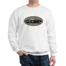 66-67 Black GTO Convertible Sweatshirt