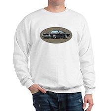 66-67 Black GTO Sweatshirt