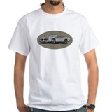 66-67 White / Silver GTO Convertible Shirt