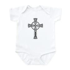 Classic Celtic Cross Infant Bodysuit
