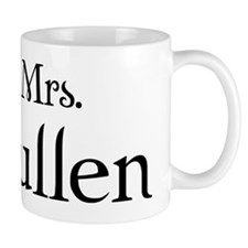 Mrs. Cullen (Black) Mug
