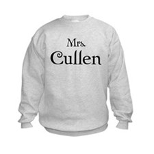 Mrs. Cullen (Black) Sweatshirt