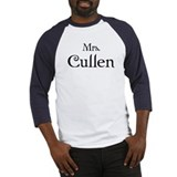 Mrs. Cullen (Black) Baseball Jersey