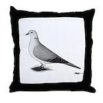 Ringneck Dove Standard Throw Pillow