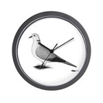 Ringneck Dove Standard Wall Clock