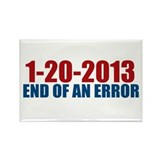 1-20-2013 End of Error Rectangle Magnet