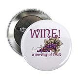 "A Serving of Fruit 2.25"" Button (10 pack)"