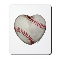 Softball Love Mousepad