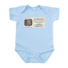 Leonard Krower Infant Creeper