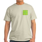 Dutch Gold And Yellow Design Light T-Shirt