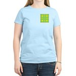 Dutch Gold And Yellow Design Women's Light T-Shirt