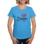 Zinner Women's Dark T-Shirt