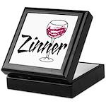 Zinner Keepsake Box