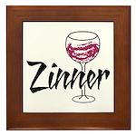 Zinner Framed Tile