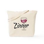 Zinner Tote Bag
