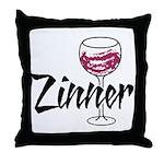 Zinner Throw Pillow