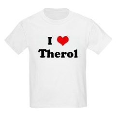 I Love Therol Kids Light T-Shirt