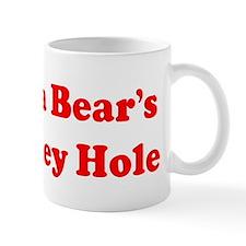 Papa Bear's Honey Hole Mug
