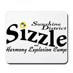 Sunshine Sizzle Mousepad