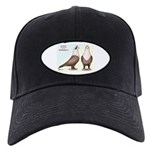 Shakhsharli Pigeon Standard Black Cap