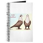 Shakhsharli Pigeon Standard Journal
