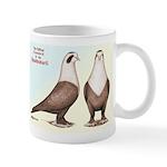 Shakhsharli Pigeon Standard Mug