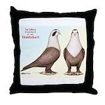 Shakhsharli Pigeon Standard Throw Pillow