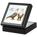 Shakhsharli Pigeon Standard Keepsake Box