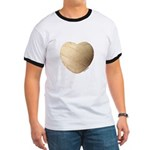 Volleyball Love Ringer T