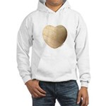 Volleyball Love Hooded Sweatshirt
