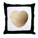 Volleyball Love Throw Pillow