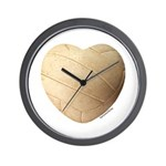 Volleyball Love Wall Clock