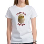 Volleyball Chick 2 Women's T-Shirt