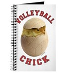 Volleyball Chick 2 Journal
