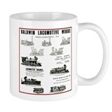 The Baldwin Locomotive Works Coffee Mug