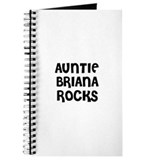 AUNTIE BRIANA ROCKS Journal