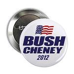 "Bush Cheney 2.25"" Button (100 pack)"