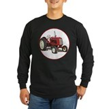 Tractor pulling T
