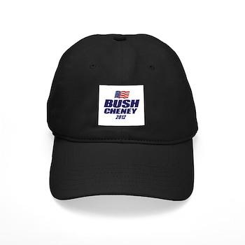 Bush Cheney Black Cap