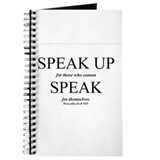 Speak Up Journal