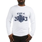 Class of 13 Crest Long Sleeve T-Shirt