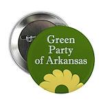 Green Party of Arkansas Political Button